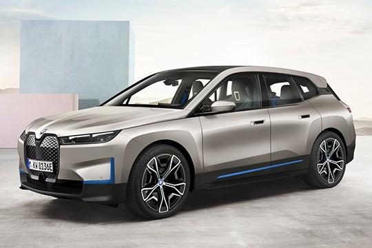 BMW iX 370 KW (500 HP)