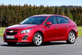 CHEVROLET Cruze HB5 2.0 TD AT (163 HP)