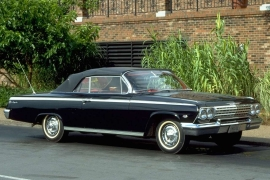 CHEVROLET Impala Super Sport Coupe 7.0