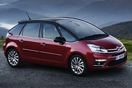 CITROEN C4 Picasso 2.0 HDi 6AT (163 HP)