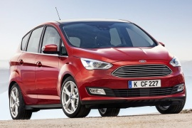 Ford C Max 1 0 Ecoboost 6mt 125 Hp