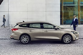 FORD Focus Estate 1.5 EcoBoost 8AT Star Stop (150 HP)