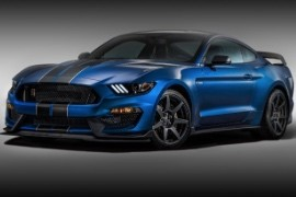 FORD Mustang Shelby GT350R 5.2 V8 6MT (526 HP) - AutoIntro.net