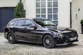 Mercedes Benz C Class T Modell S205 200 7at 183 Hp Autointro Net