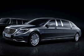 Mercedes Benz S650 Pullman Maybach V12 630 Hp Autointro Net