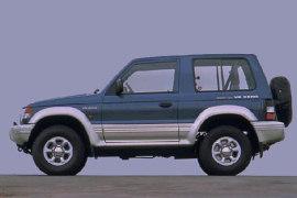 mitsubishi pajero 3 doors 3.0 v6 - autointro