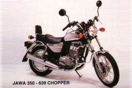 JAWA 350 Style