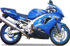 Kawasaki Ninja Zx 9r Bikes At Autointronet