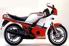 YAMAHA RZ 350RR